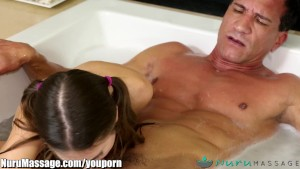NuruMassage Riley Reid and Ste