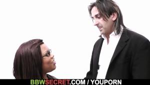Cheating on wife with ebony bbw secretary