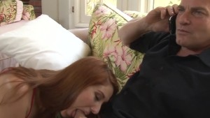 DevilsFilm Rose Red Anal Fucked By Dad s Friend