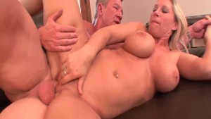Alluring MILF gets her ass fuc