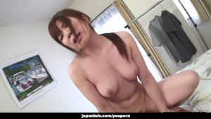 Her hairy pussy gets filled in all kinds of poses
