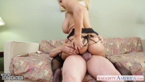 Sex teacher Bridgette B. fucking