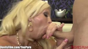 devilsfilms sexy milf pegs her horny slut