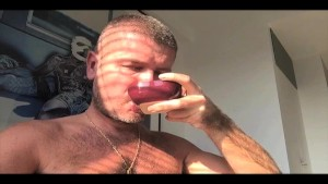 TIERY B. - CLIMAX - Self-feeding - Cum eating - Hot sexy hairy mate - Swallow - Juicy oral sex - French amateur - Massive load - Sperm worshipping -