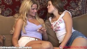 GirlfriendsFilms Lesbian Seduc