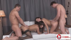 Young Couples fucking and swinging HD