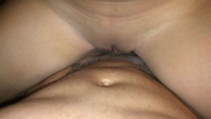 HOMEMADE perfect pierced tits Latina sucking and fucking