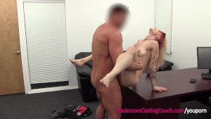 Kinky Anal Loving Stripper s Amazing Casting Video