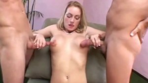 Great Handjob From Cute Amateu