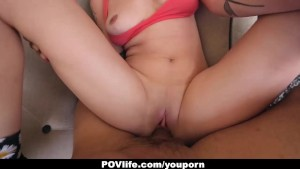 POVLife - Sexy Ass Vera Drake Rides Cock Like A Champ