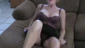The Nervous Housewife Fucks