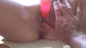 POV Amateur Creampie Action