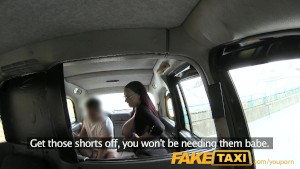 FakeTaxi Secretary looking lad