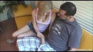 Wife Notices His Big Boner For Good Looking Milf