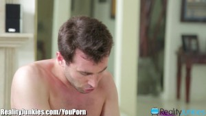 RealityJunkies James Deen gets Rough with MILF