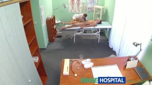 FakeHospital Hot nurse massage