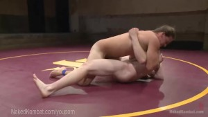 Muscled Cock Battle