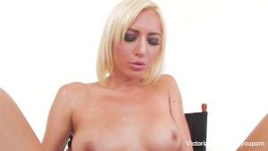Victoria White Masturbates
