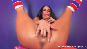 Sexy Kirstens Price solo