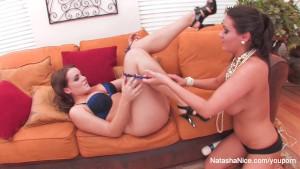 Natural Born Tit Lesbians Natasha Nice