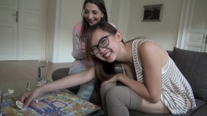 Pornstars Play Games: Jimena Lago