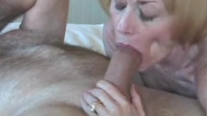 MILF Fucks Her Own StepSon In Hotel