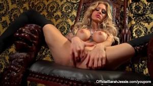 Sarah Jessie strips