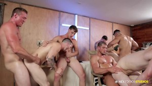 NextDoorBuddies Orgy In THE REUNION