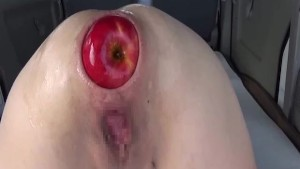 Extreme anal fisting and XXL a