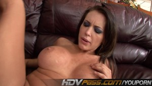 Jenna Presley Gets Jizz On Tits After Fucking