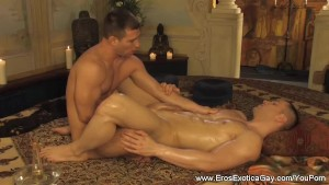 Exclusive Anal Time For Gay Couple