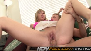 Chastity Lynn Rimming And Getting Drilled