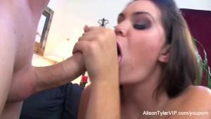 Alison Tyler POV BJ