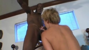 Double Penetration Interracial BBC Sex