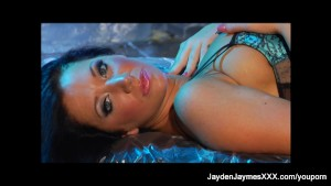 Jayden Jaymes Blue Erotic Fucking