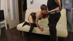 A pornstar try domination with bob deker