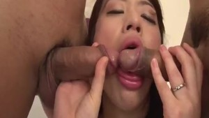 Big tits, Kaede Niiyama, nailed in serious ways