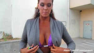 Interview with Alison Tyler
