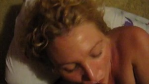 Cumming in ex wife s mouth