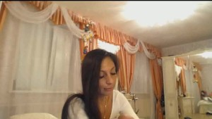 Pantyhose cam show with ShakeMySel