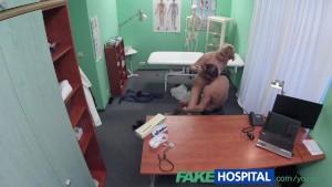 FakeHospital Sex prescribed by hot nurse