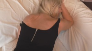 naughty-hotties.net - sweet blonde the black dress - anal - facial.mp4