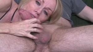 Melanie Just Loves Cock