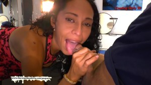 German Goo Girls - Exotic babe Rosa Ass licker!