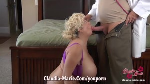 Claudia Marie Gets Big Fake Implants Put Back In