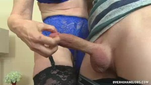 Milf Loves When Horny Guy Get Erection