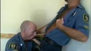 Cops Trading Blowjobs