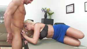 Britney Amber Wild Job Intervi