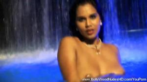 Beautiful Babe In Water