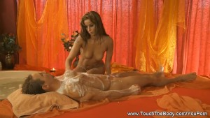 Gorgeous Erotic Massage From Turkey